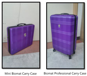 Hard-sided Carrying Cases