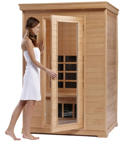 Learn More By Comparing The Biomat To An Infrared Sauna