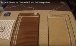 Important Info Comparing the Mini BioMat to the Charmed Far